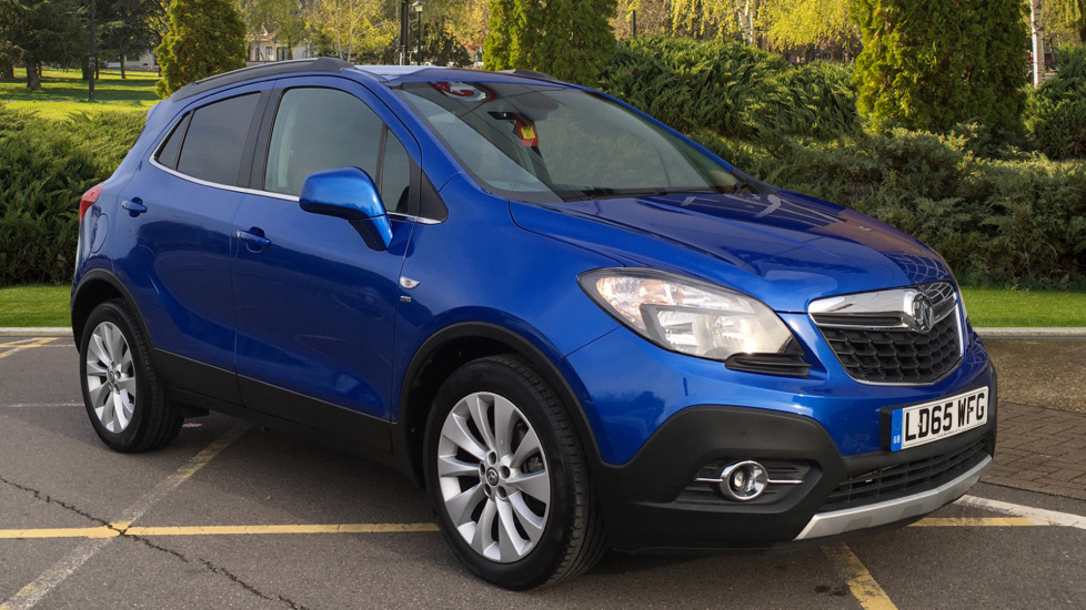 Vauxhall Mokka 1.4T SE Automatic 5 door Hatchback (2015) available from Grange Specialist Cars Swindon thumbnail image