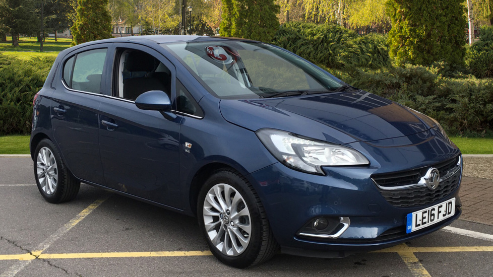 Vauxhall Corsa 1.4 SE Automatic 5 door Hatchback (2016) at County Motor Works Vauxhall thumbnail image