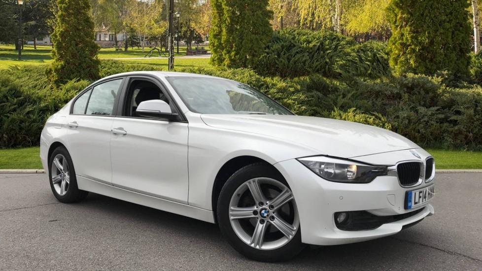 BMW 3 Series 316i SE Step 1.6 Automatic 4 door Saloon (2014)