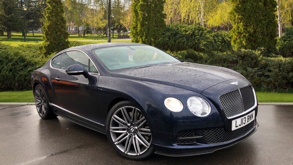Bentley Continental GT Speed 6.0 W12 Speed 2dr Automatic Coupe (2013) image