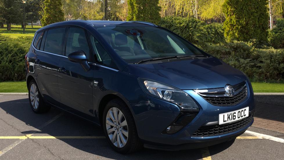 Vauxhall Zafira 1.6 CDTi ecoFLEX Tech Line 5dr Diesel Estate (2016) image