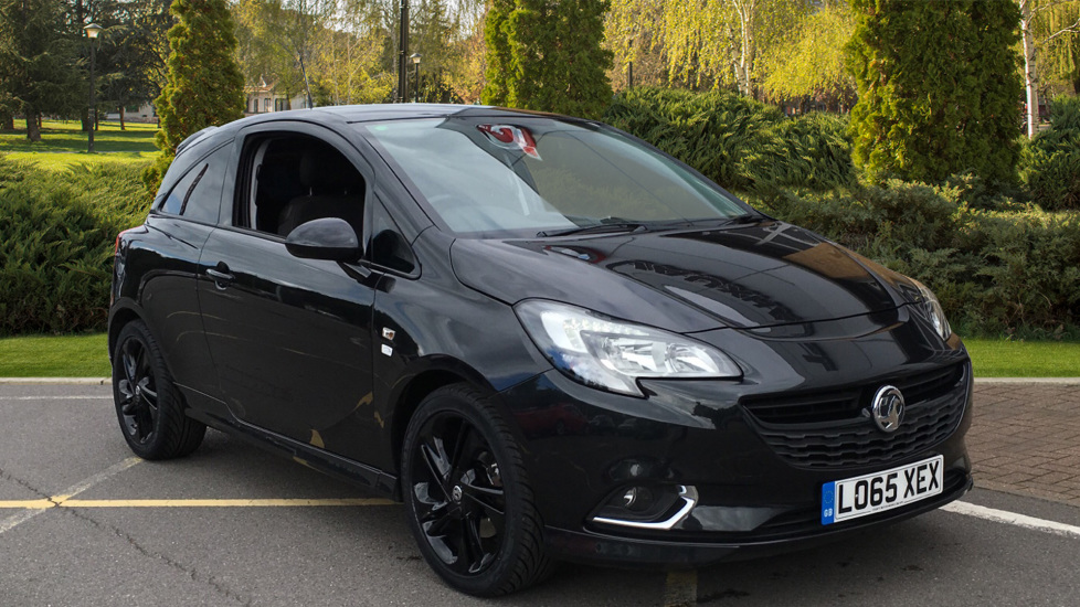 Vauxhall Corsa 1.4T [100] Limited Edition 3dr Hatchback (2016)