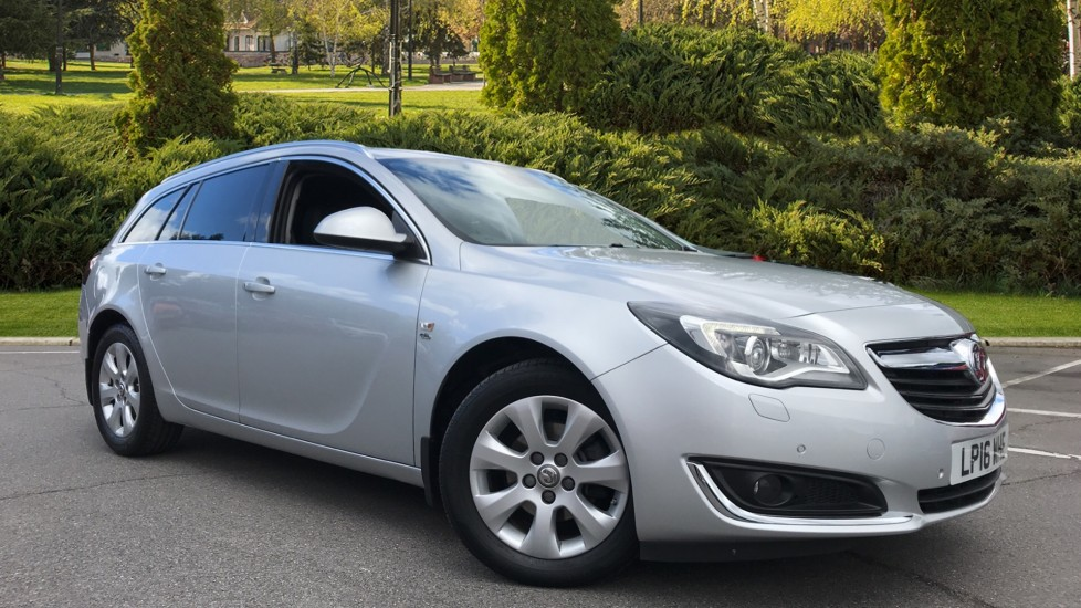 Vauxhall Insignia 1.6 CDTi Elite Nav 5dr Diesel Automatic Estate (2016) image