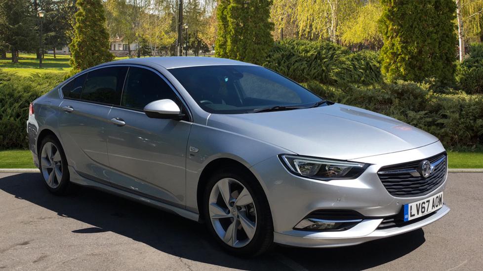 Vauxhall Insignia 1.5T SRi Vx-line Nav 5dr Hatchback (2017)