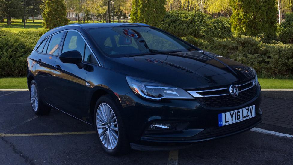 Vauxhall Astra 1.6 CDTi 16V 136 Elite Nav 5dr Diesel Automatic Estate (2016) image