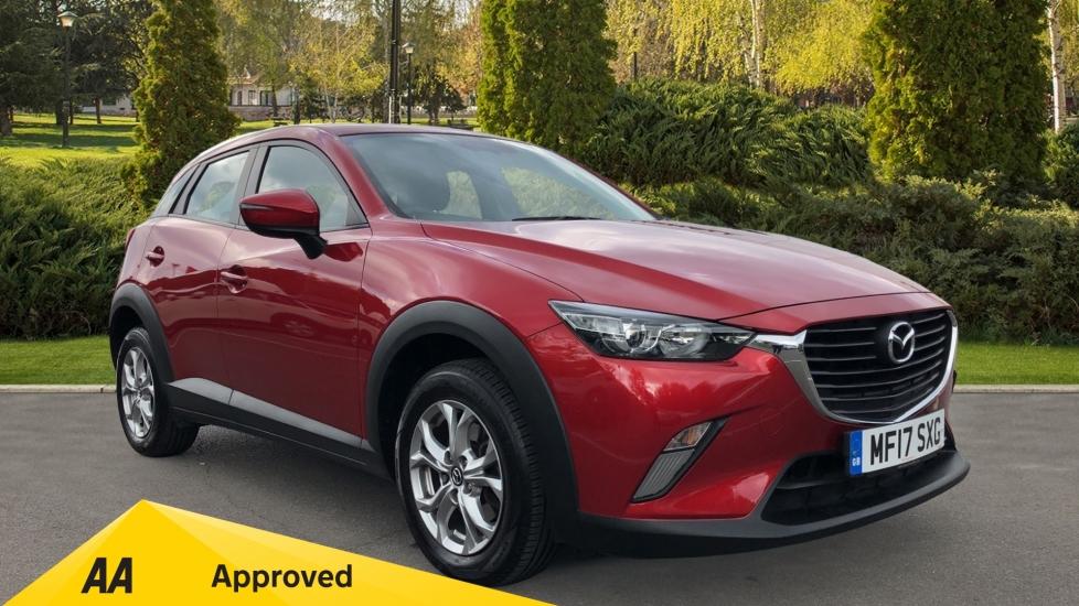 Mazda CX-3 2.0 SE Nav 5dr - Satellite Navigation, Cruise Control, Bluetooth & DAB Radio Hatchback (2017)