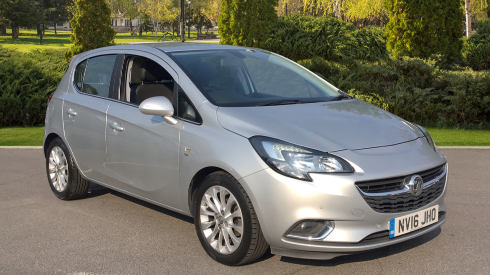 Vauxhall Corsa 1.4 SE Automatic 5 door Hatchback (2016)