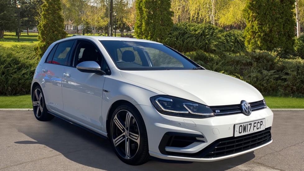 Volkswagen Golf 2.0 TSI 310 R 4MOTION DSG Automatic 5 door Hatchback (2017) image