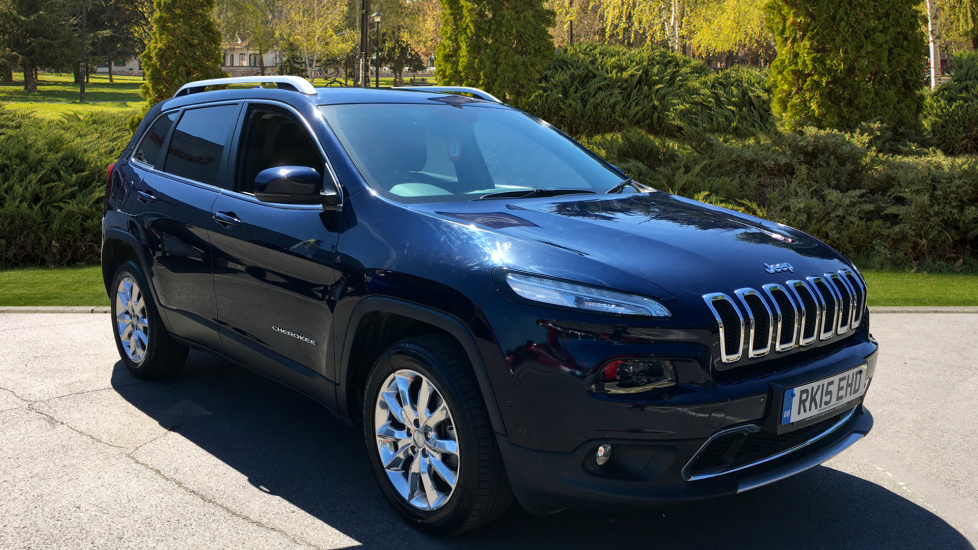 Jeep Cherokee 2.0 CRD [170] Limited 5dr Diesel Automatic 4x4 (2015) image