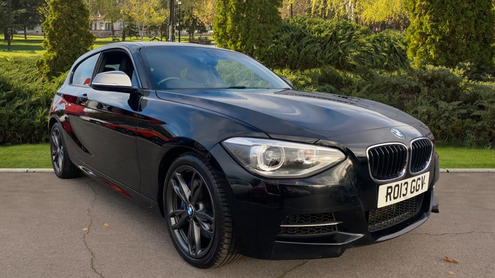 BMW 1 Series M135i M Performance Step 3.0 Automatic 3 door Hatchback (2013) image