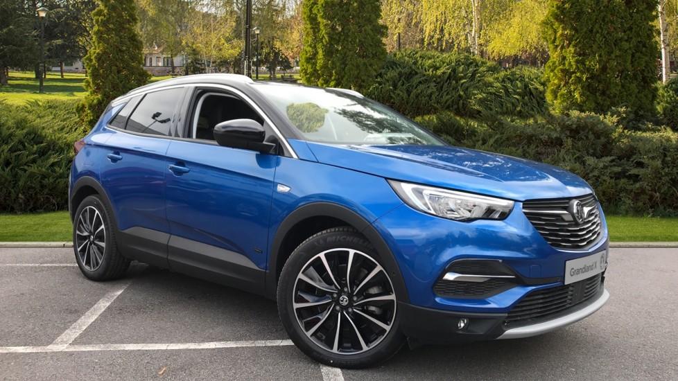 Vauxhall GRANDLAND X 1.6 PHEV [300] Elite Nav AWD Petrol/Electric Automatic 5 door Hatchback