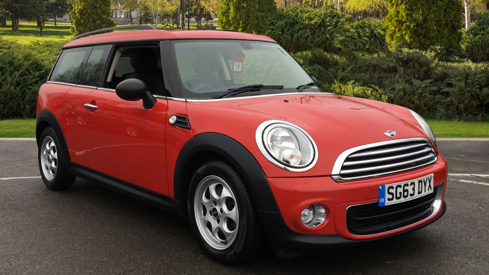 Mini Clubman One Automatic 5 door Hatchback (2013)