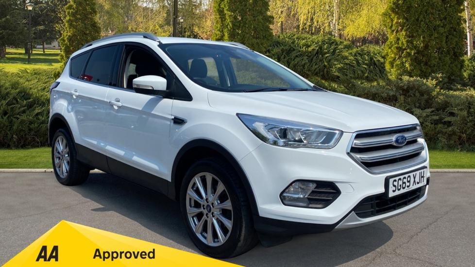 Ford Kuga 1.5 TDCi Titanium Edition 2WD - Sat Nav, Parking Sensors, Bluetooth & Cruise Control Diesel 5 door Estate (2019)