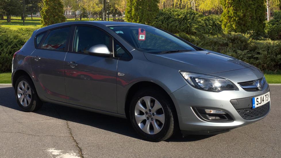 Vauxhall Astra 1.4i 16V Design 5dr Hatchback (2014)