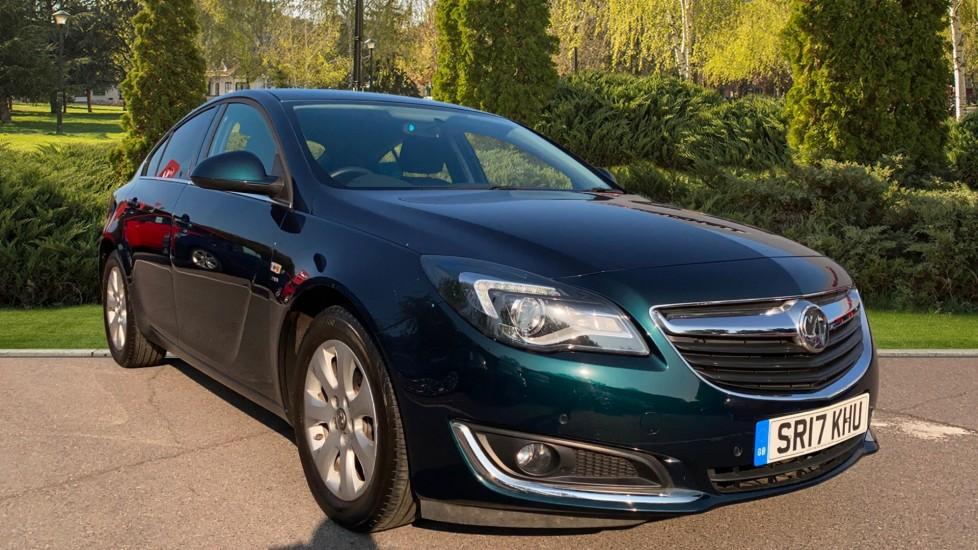 Vauxhall Insignia 1.4T SRi Nav [Start Stop] 5 door Hatchback (2017)