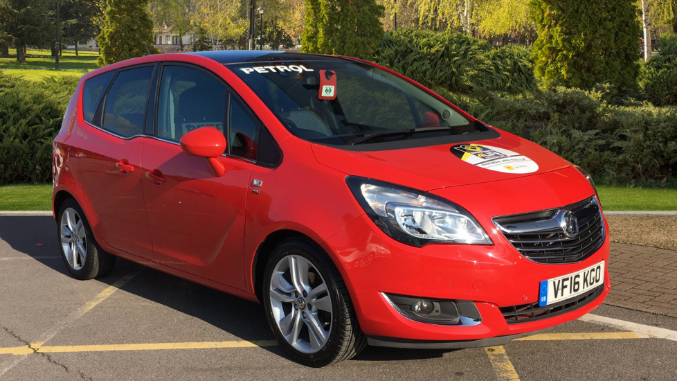 Vauxhall Meriva 1.4T 16V SE 5dr Automatic Estate (2016) at County Motor Works Vauxhall thumbnail image