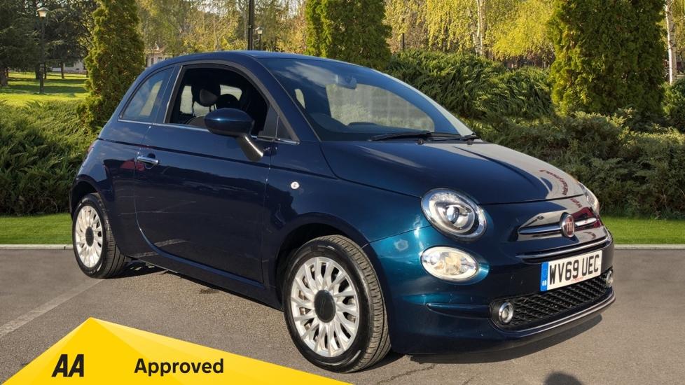 Fiat 500 1.2 Lounge 3dr - DAB Radio, Front Electric Window & Bluetooth Hatchback (2019)