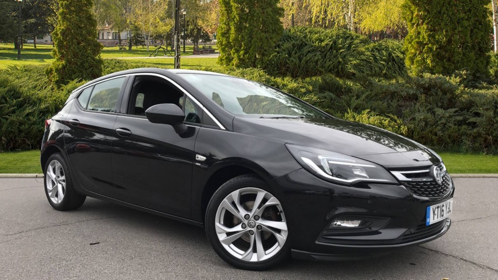 Vauxhall Astra 1.4T 16V 150 SRi Nav 5dr Hatchback (2016)