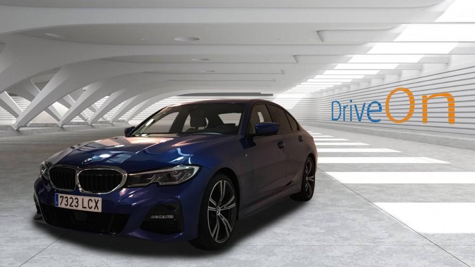 BMW SERIE 3 320D 190CV 4P AUTOMÁTICO
