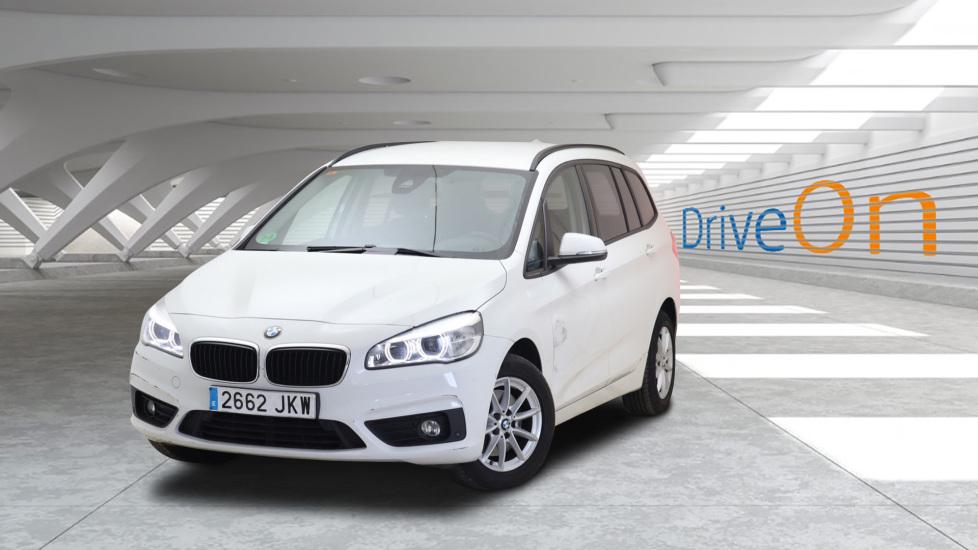 BMW SERIE 2 GRAN TOURER 7 PLAZAS 218D 150CV