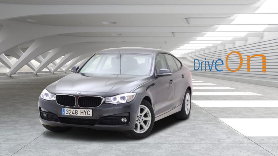 BMW SERIE 3 320D GRAN TURISMO 184CV 5P AUTO