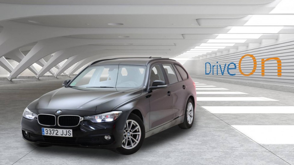 BMW SERIE 3 320D EFFICIENTDYNAMICS TOURING 163CV 5P MANUAL