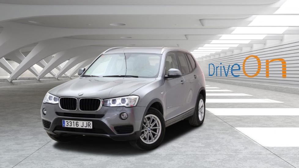 BMW X3 XDRIVE20D 190CV 5P