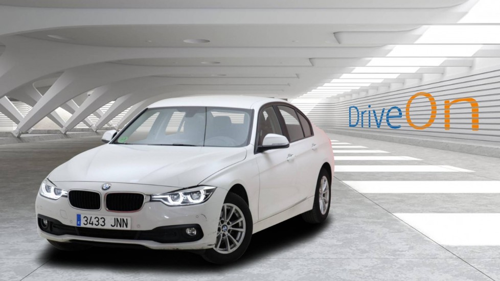 BMW SERIE 3 318D 150CV 4P MANUAL