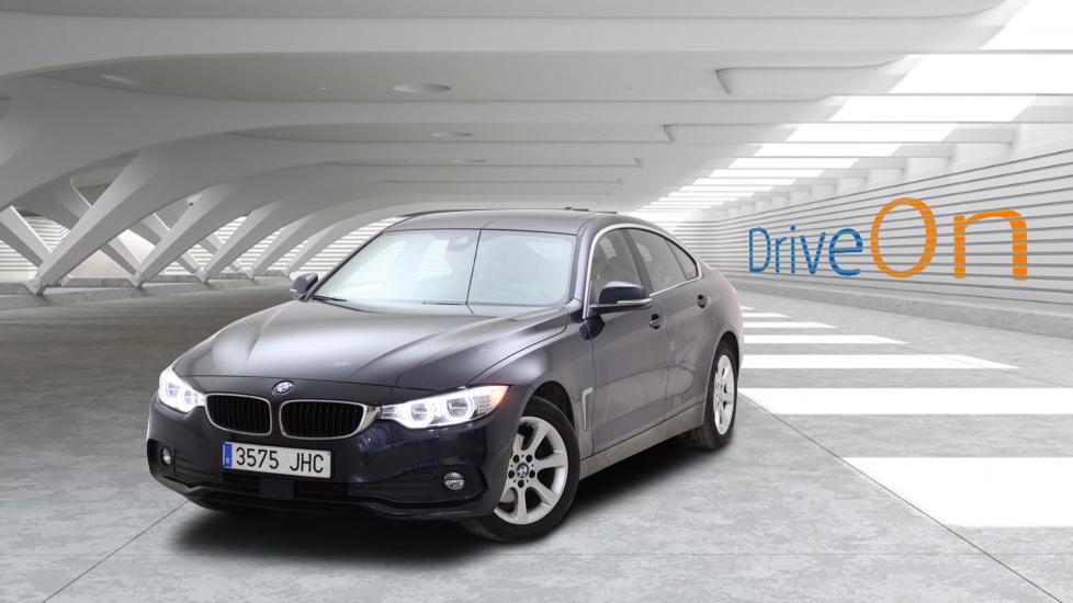 BMW SERIE 4 420D XDRIVE GRAN COUPE 190CV
