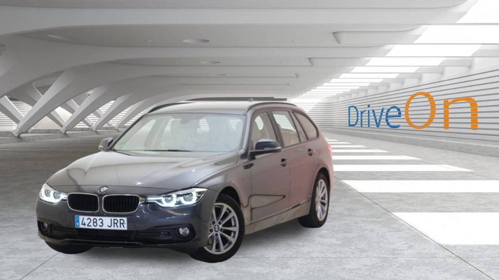BMW SERIE 3 318D TOURING 150CV