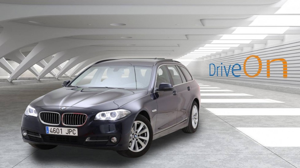 BMW SERIE 5 520D TOURING FAMILIAR 140KW (190CV) 5P MANUAL
