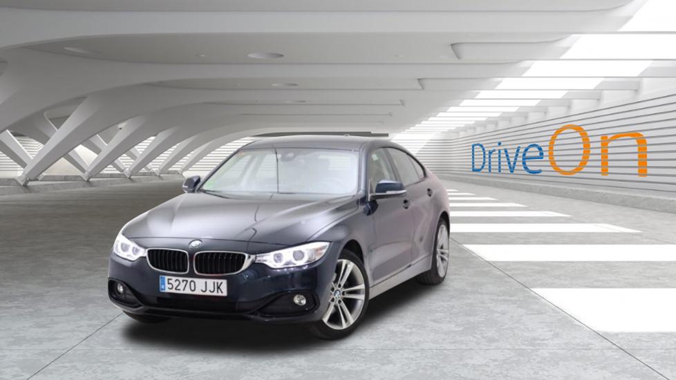 BMW SERIE 4 420D XDRIVE GRAN COUPE 190CV 5P AUTO