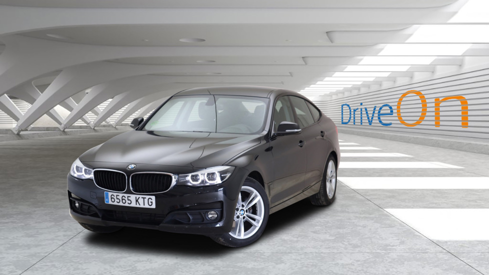 BMW SERIE 3 320D GRAN TURISMO 190CV