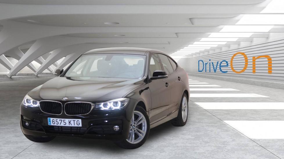 BMW SERIE 3 320D GRAN TURISMO 190CV 5P AUTO