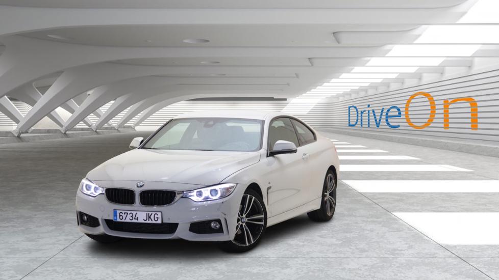 BMW SERIE 4 420D COUPÉ 190CV