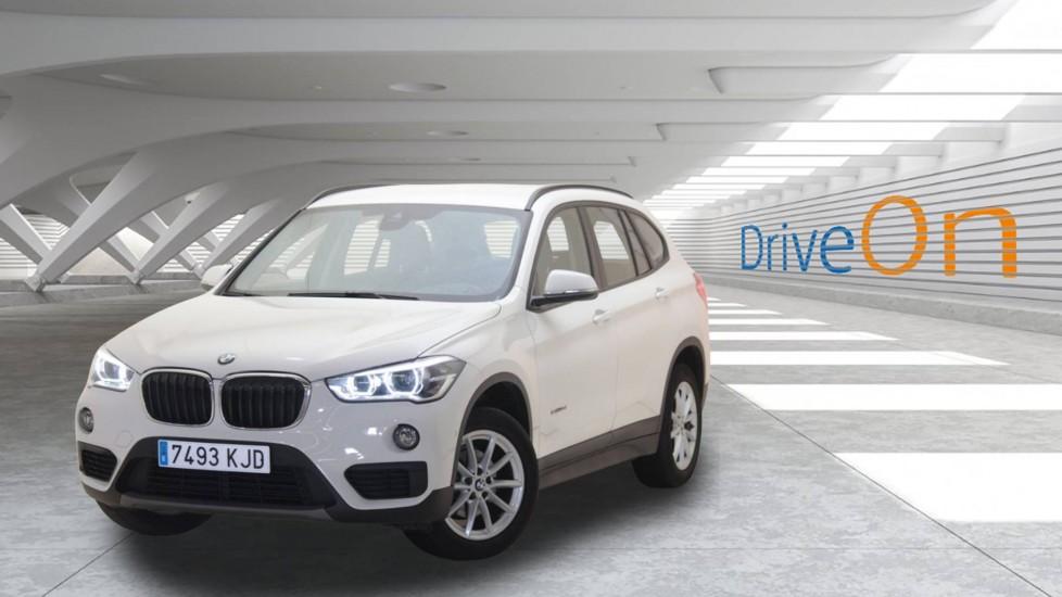 BMW X1 SDRIVE16D BUSINESS 116CV 5P MANUAL