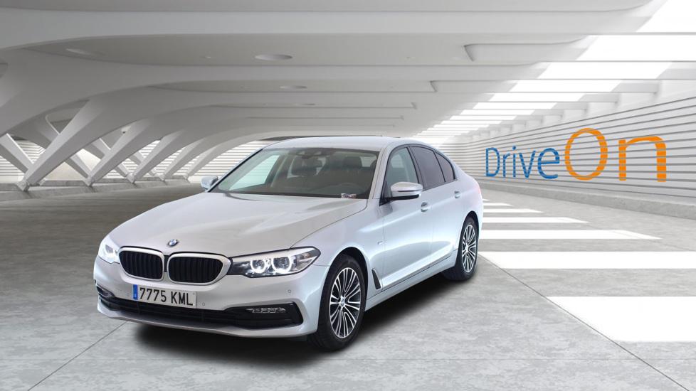 BMW SERIE 5 520D 190CV