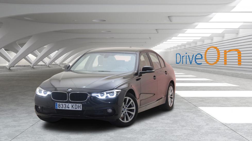 BMW SERIE 3 318D 150CV AUTOMÁTICO