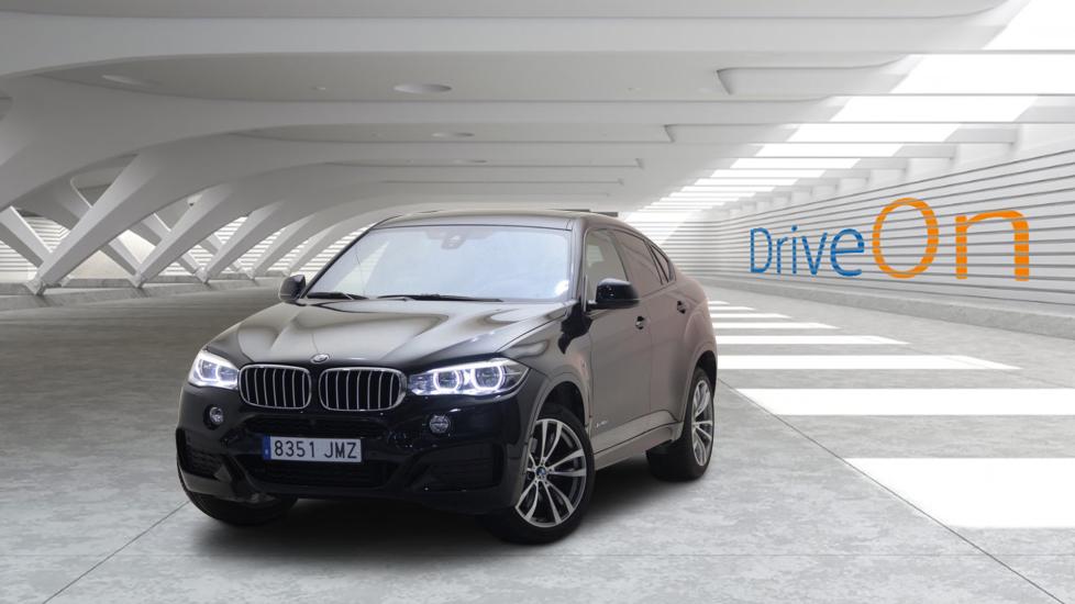 BMW X6 XDRIVE40D 313CV 5P AUTOMÁTICO