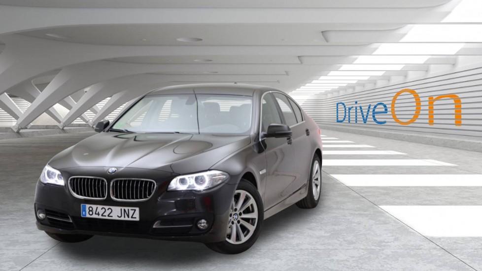 BMW SERIE 5 520I 184CV 4P AUTO