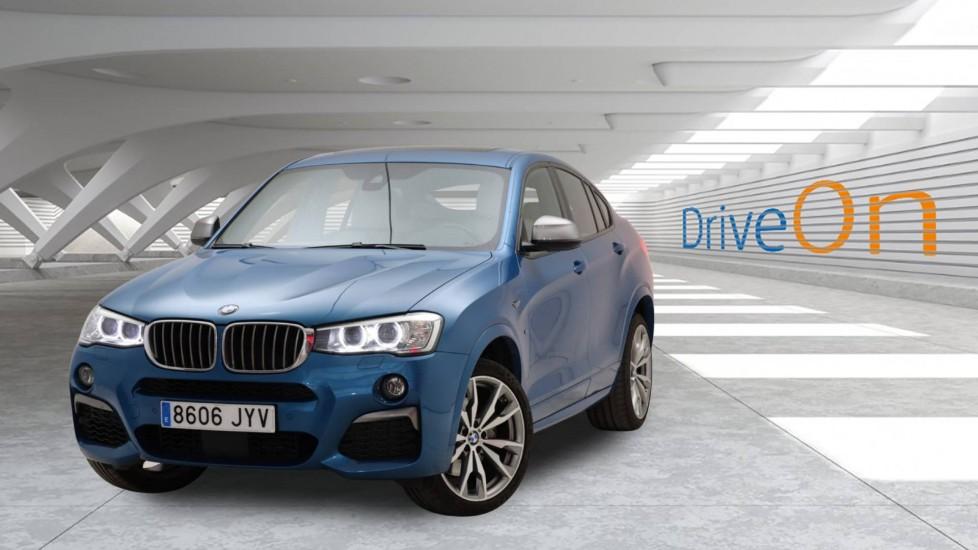 BMW X4 M40I 360CV 5P AUTOMÁTICO