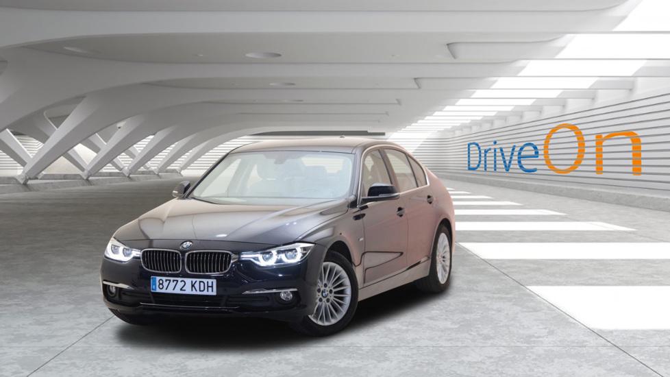 BMW SERIE 3 320D 190CV 4P AUTOMATICO
