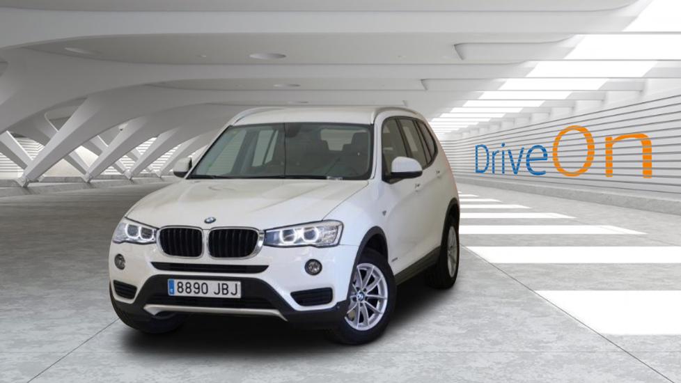 BMW X3 SDRIVE18D 150CV