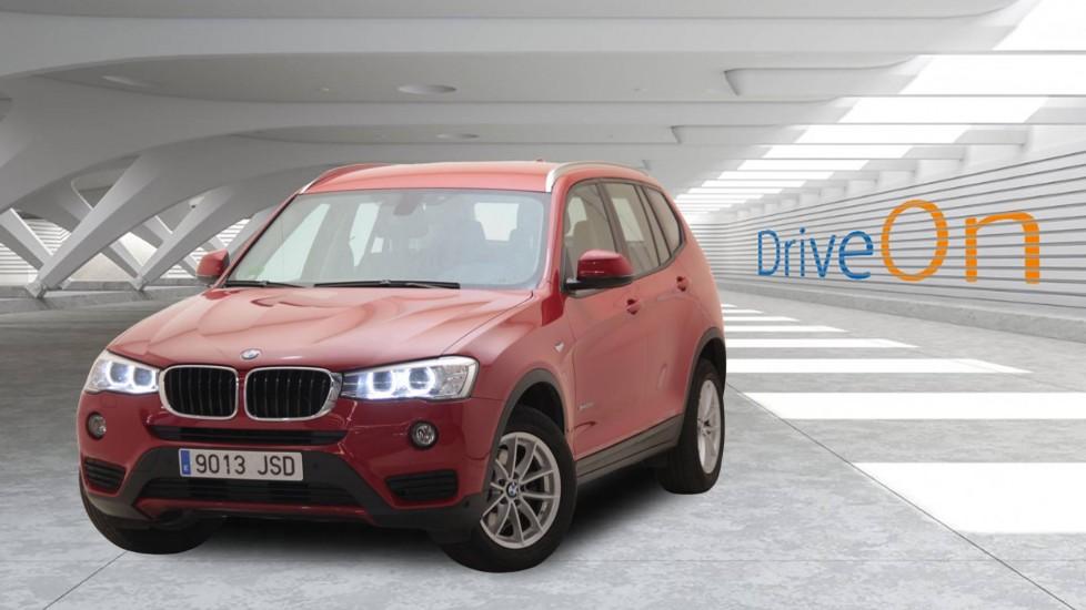 BMW X3 XDRIVE20D 190CV 5P AUTO