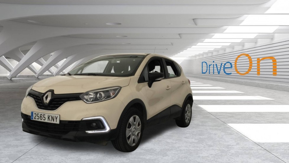 RENAULT CAPTUR LIFE ENERGY DCI 90CV 5P MANUAL
