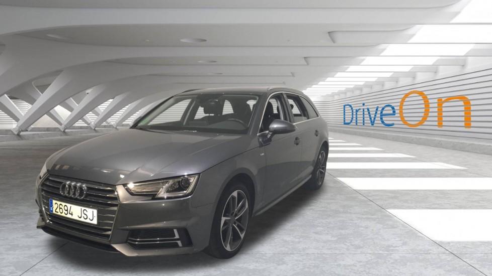 AUDI A4 AVANT 2.0 TDI 150CV S TRONIC SPORT EDIT 5P AUTO