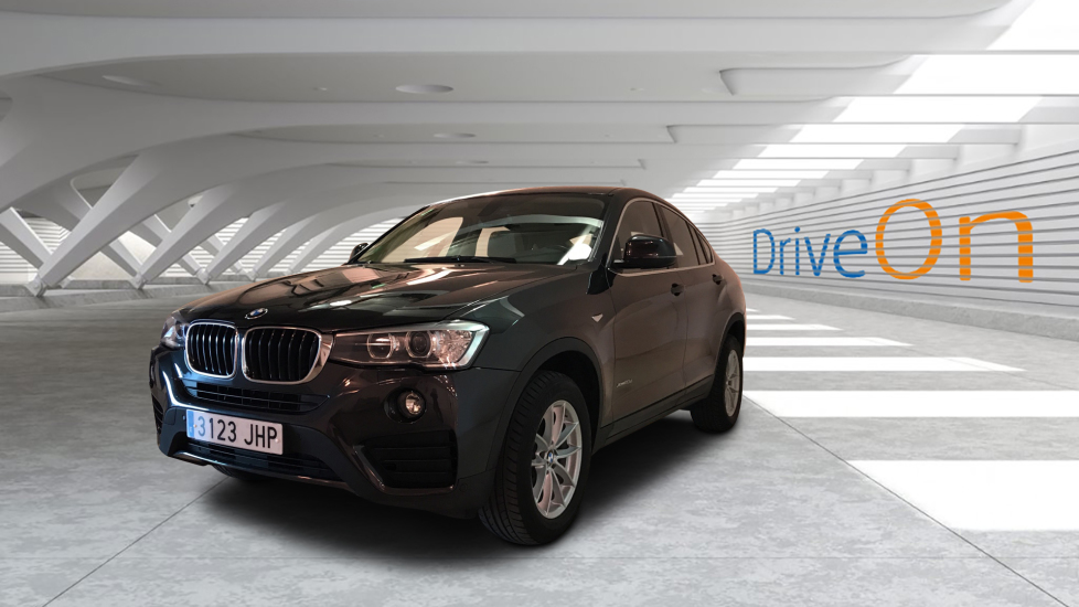 BMW X4 XDRIVE20D TODOTERRENO 190CV 5P MANUAL