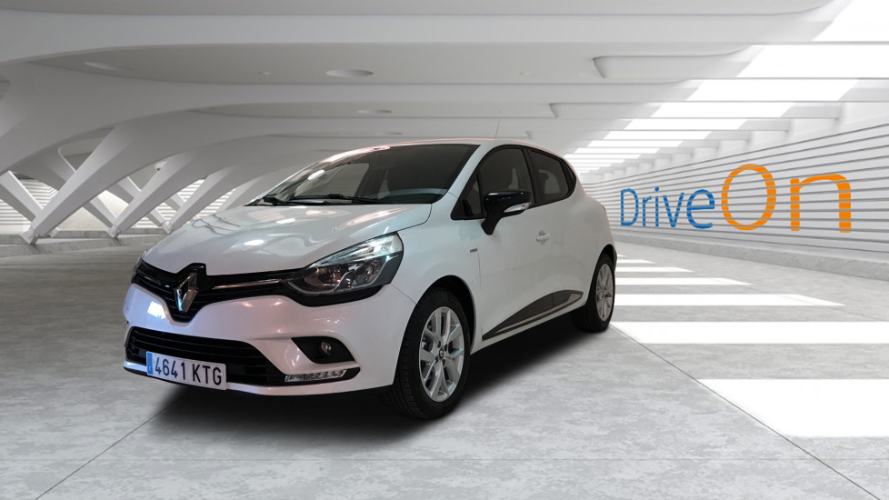 RENAULT CLIO LIMITED ENERGY TCE  (90CV) -5P