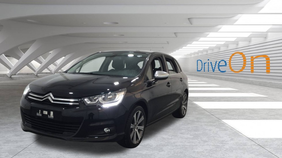 CITROËN C4 PURETECH S&S FEEL EDITION 130CV 5P MANUAL