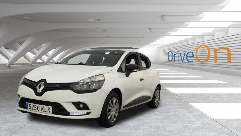 RENAULT CLIO BUSINESS ENERGY TCE 90CV GLP 5P MANUAL